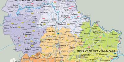 Her Er Kartet Som Viser Deg Europa Slik Du Aldri Har Sett Det For